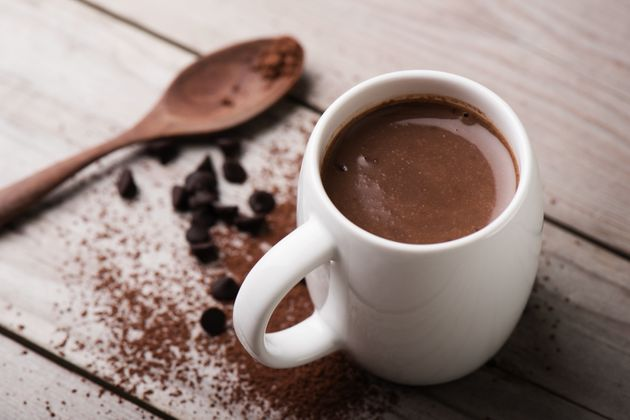 Your favourite hot chocolate could be as salty as sea water