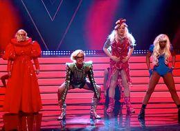 BBC Addresses Backlash After LGBT+ Lyrics Are Cut From 'One Show' Stars' Lady Gaga Performance