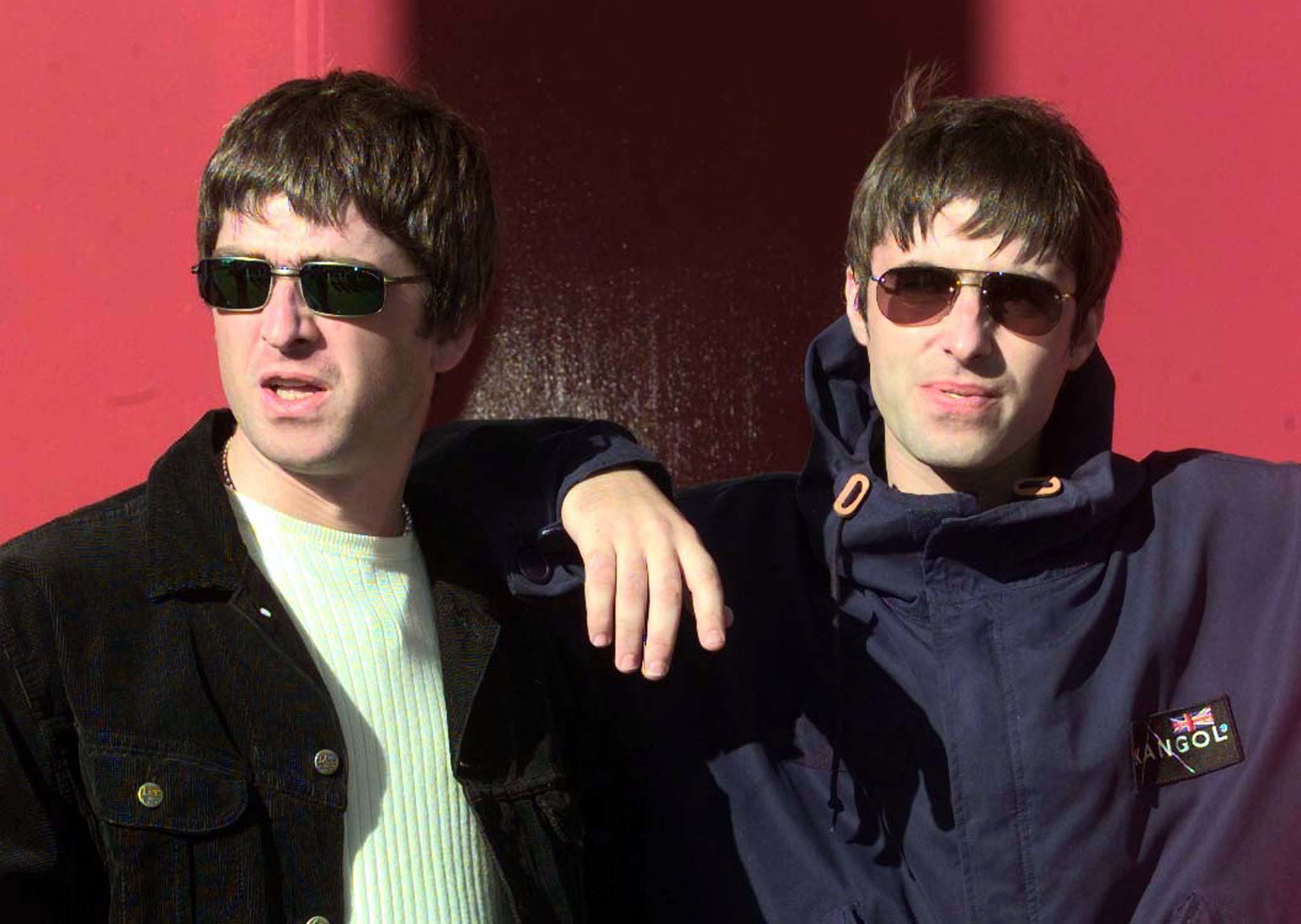 The Gallagher brothers have had a famously tumultuous