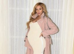 Beyoncé Has Released New Bump Photos And She Looks Like A Goddess