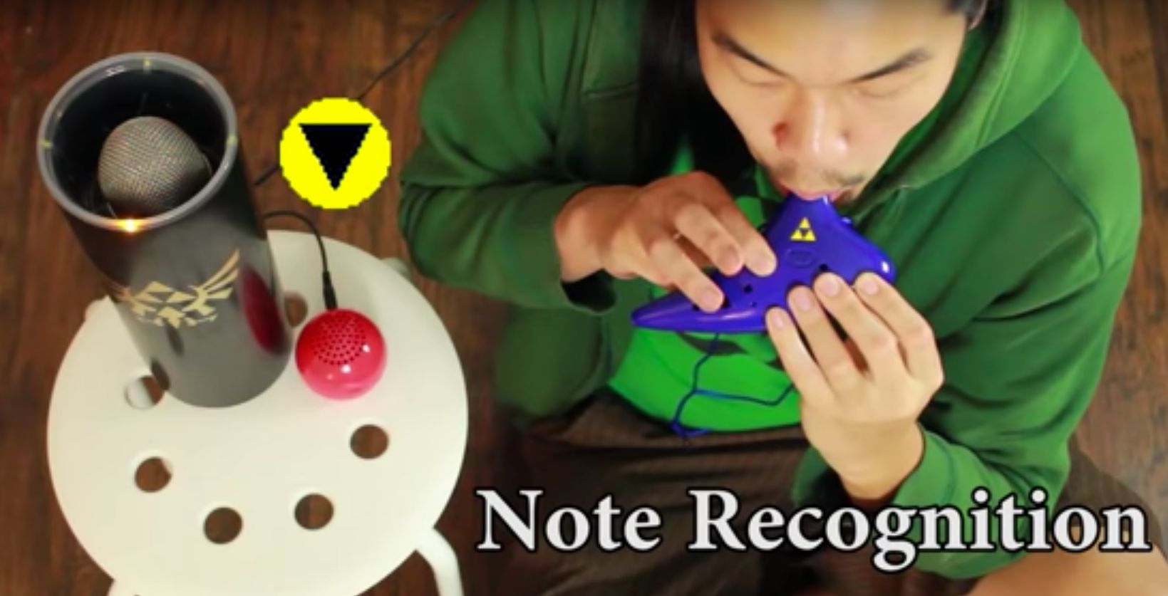 A Zelda Superfan Can Now Control His Entire Home Using An