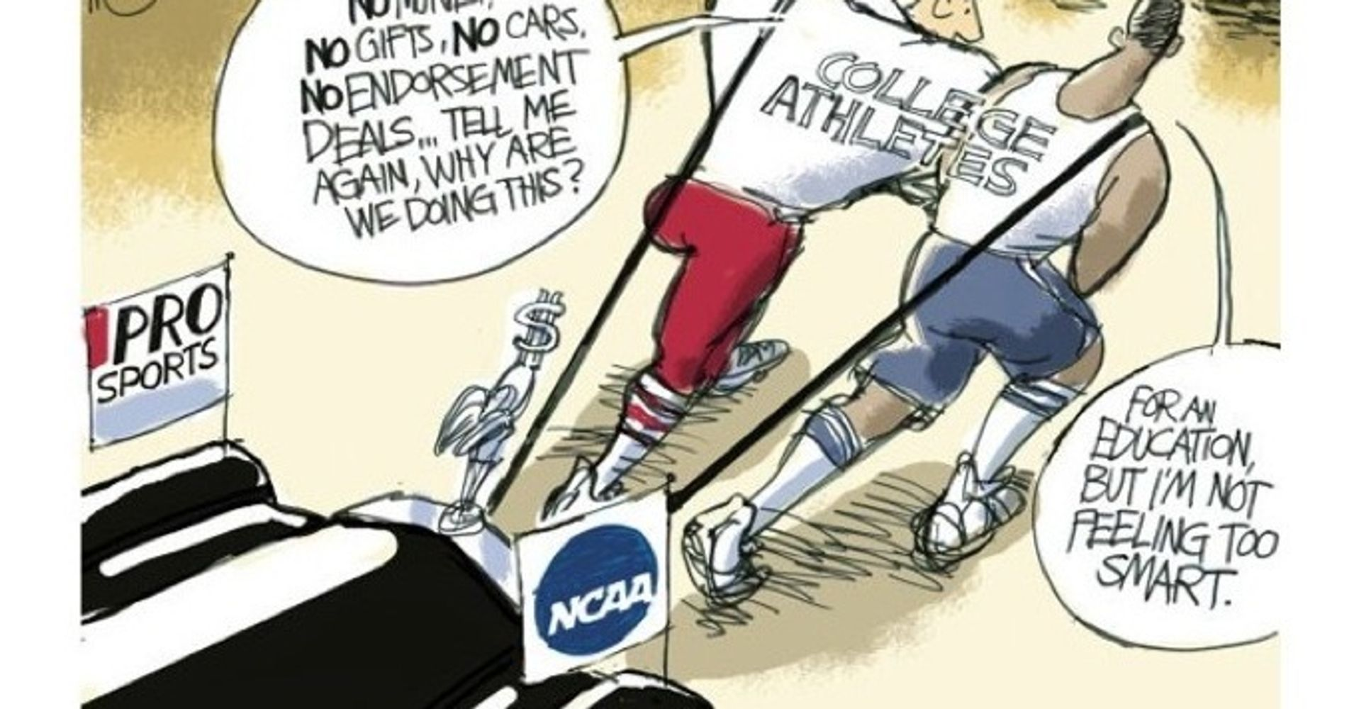 an overview of the payment for the division one of ncaa athletes Student-athletes reach $208 million settlement with ncaa over scholarship  (ncaa) division 1 student-athletes in an  student-athletes the payment and.