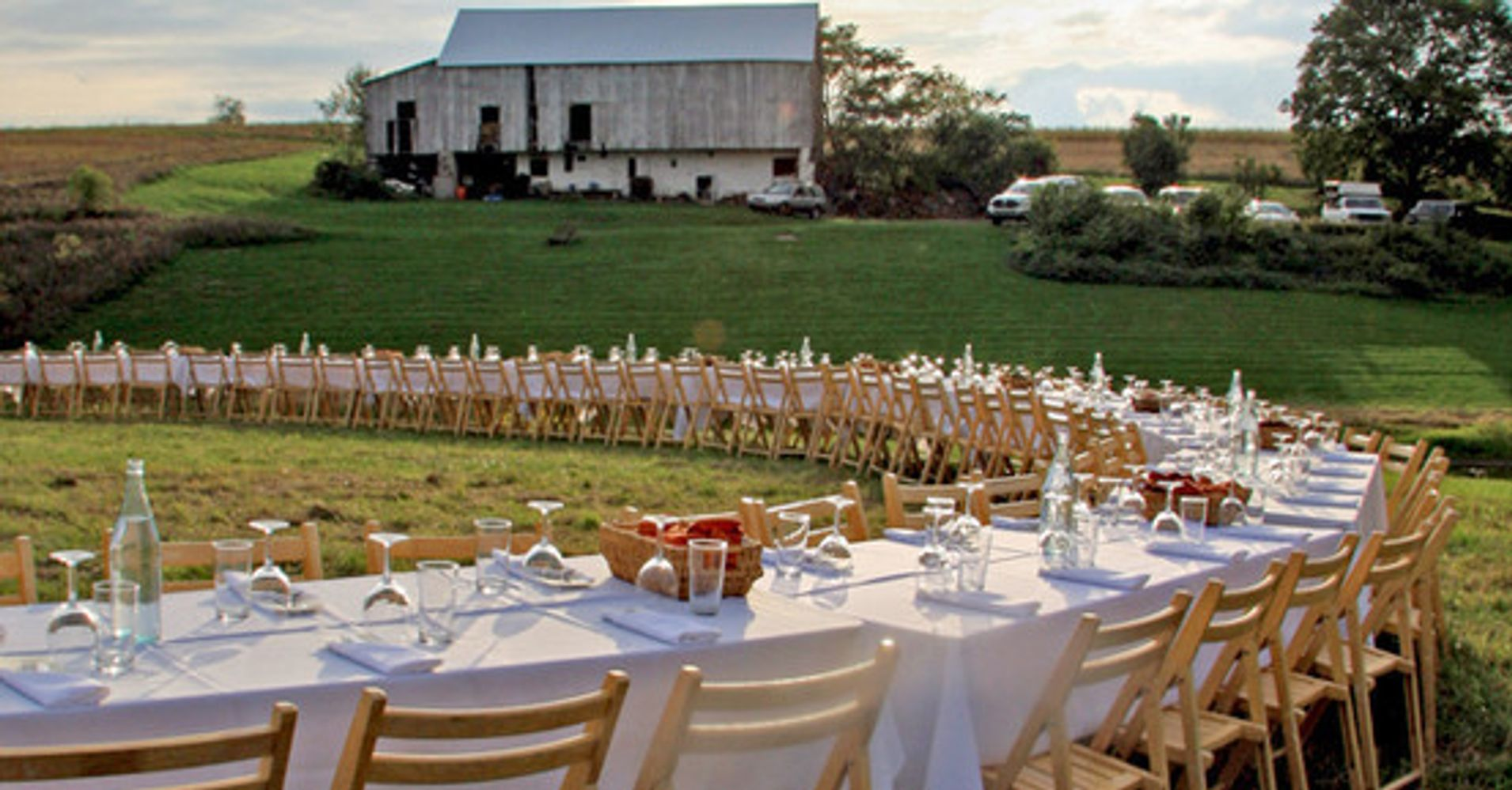 Dinner In Paradise Outstanding The Field Tours World For 18th Year Huffpost