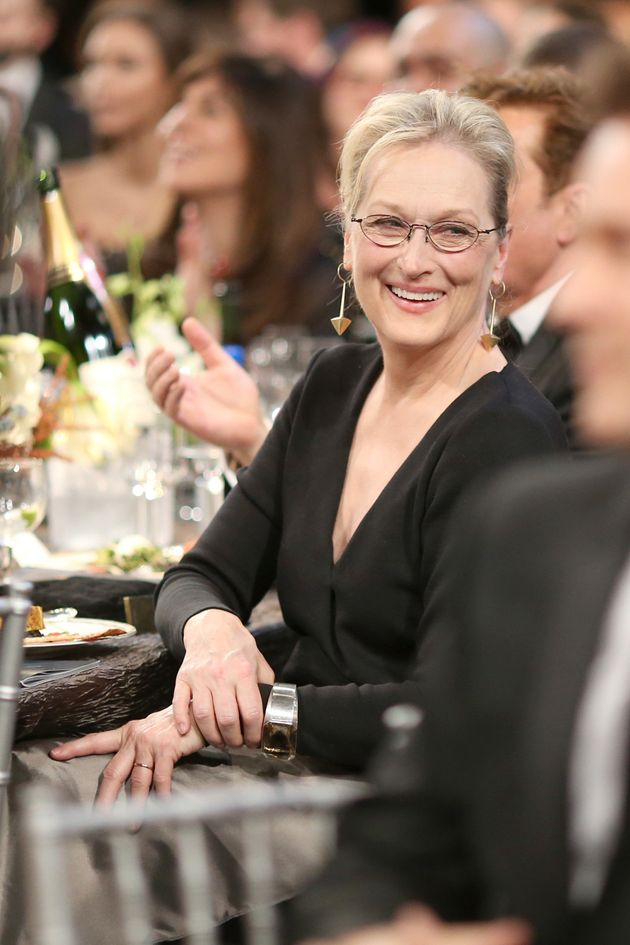 Twitter Turned An Old Photo Of Meryl Streep Into An Incredible