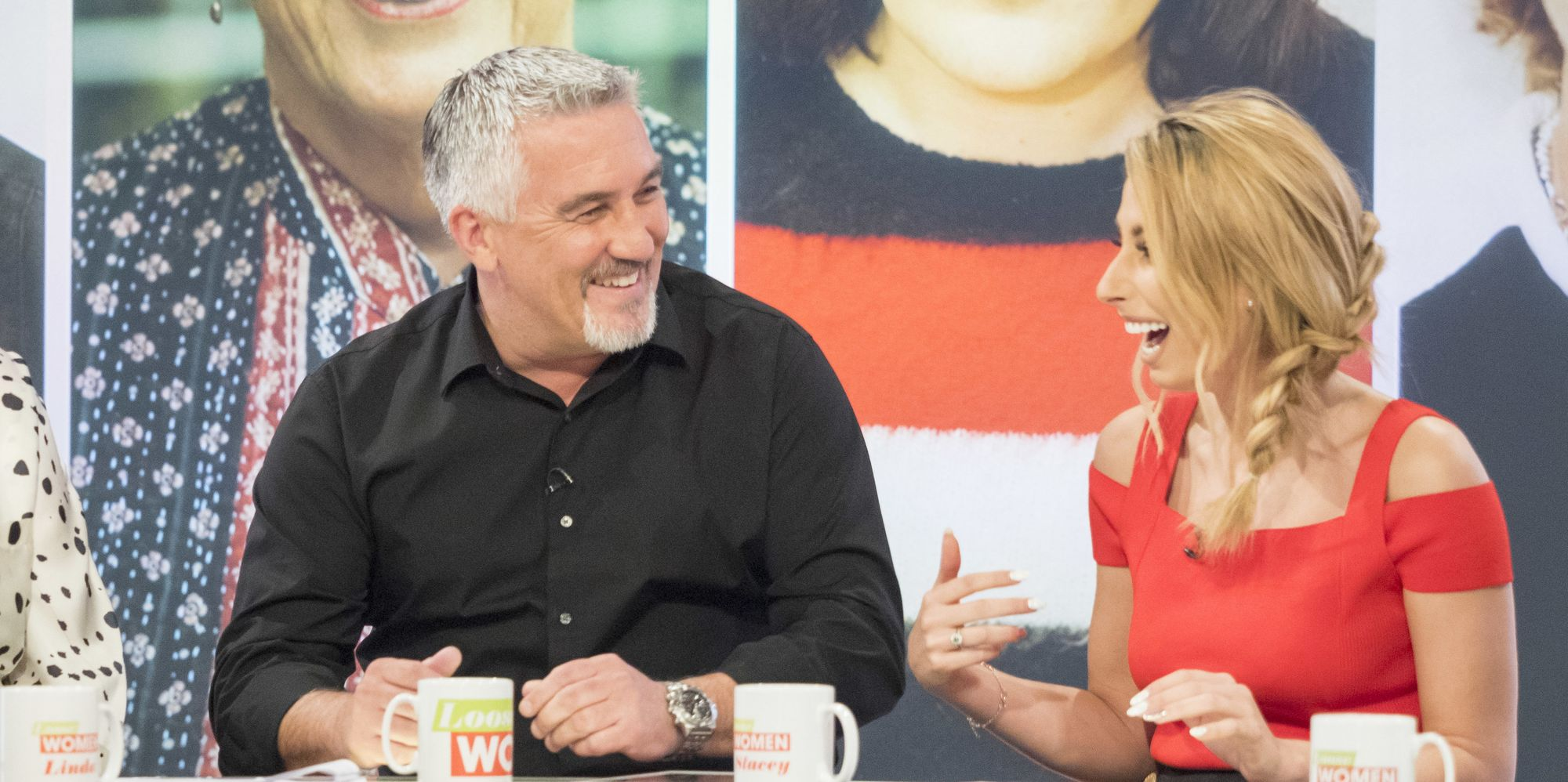 paul hollywood reacts to new 39 great british bake off 39 line. Black Bedroom Furniture Sets. Home Design Ideas