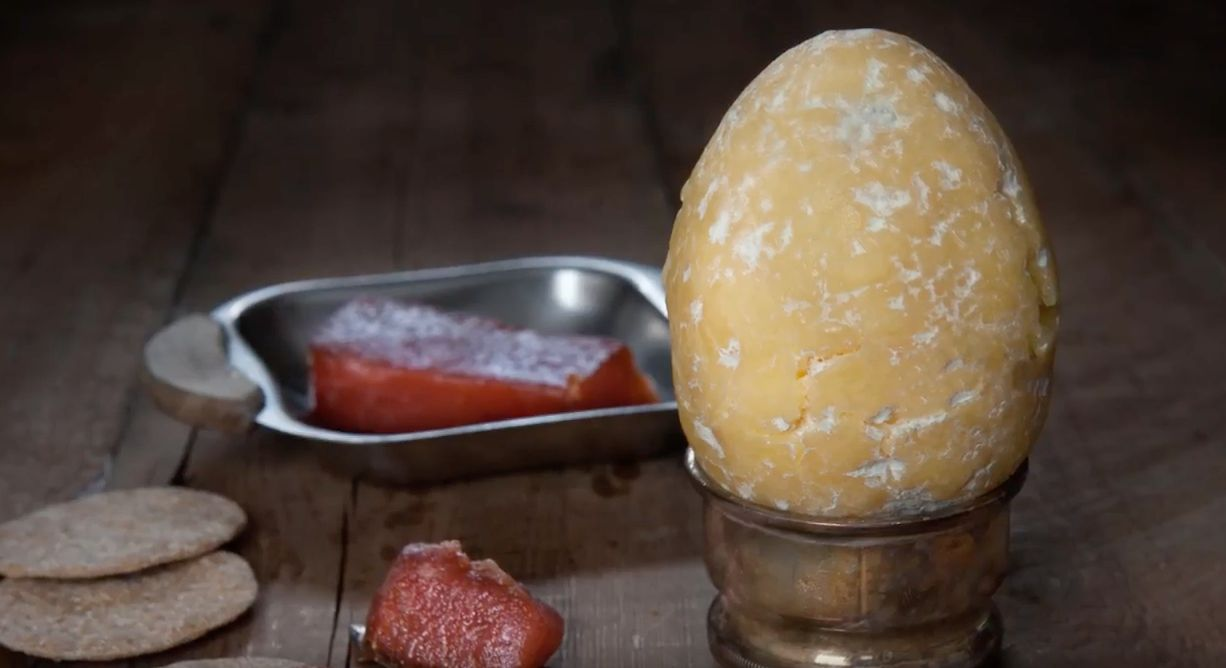 This Cheese Easter Egg Is Perfect For Anyone Who Doesn't Have A Sweet
