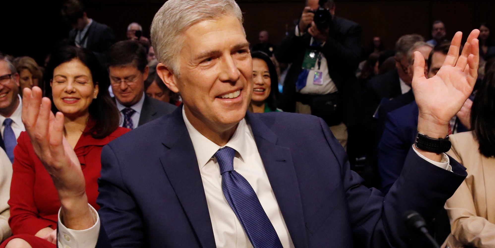 Neil Gorsuch Allegedly Said Women Abuse Maternity Leave. That's A Big Problem.