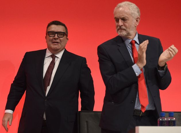 Jeremy Corbyn And Tom Watson Have 'Robust' Chat About 'Hard Left' Momentum Take Over