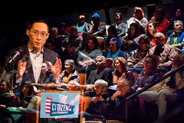 Eric Liu, pictured, leads Civic Saturday events in Seattle every few weeks to encourage people to be active citizens in their