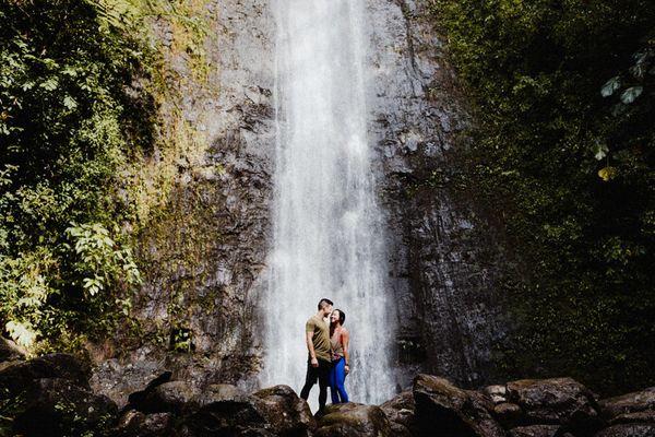<i>Manoa Falls, Oahu, Hawaii</i>