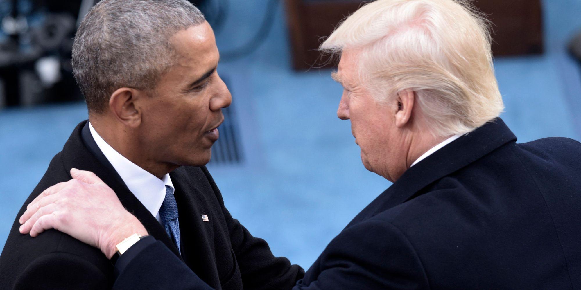 White House: Trump Still Won't Apologize To Obama Over Wiretapping