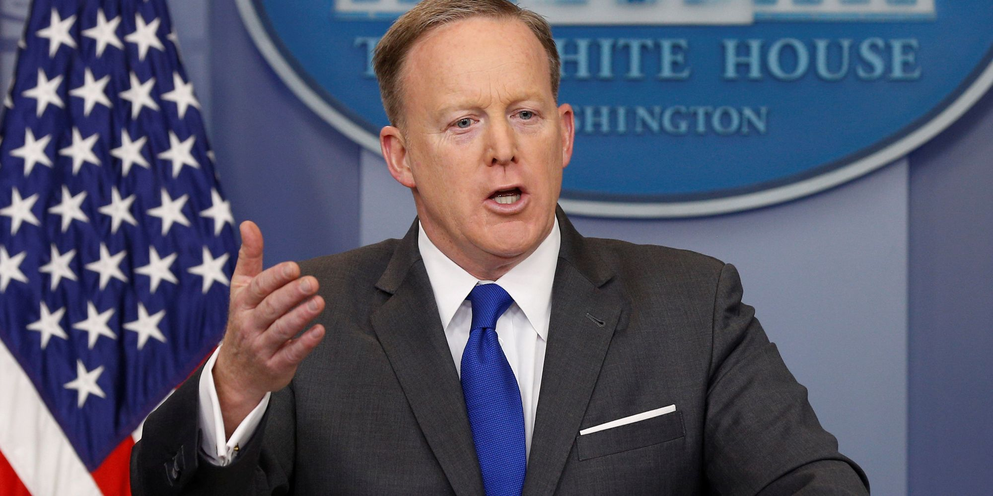 Sean Spicer Claims Former Trump Campaign Manager Only Played A 'Limited Role'
