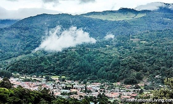 Boquete Valley, Panama