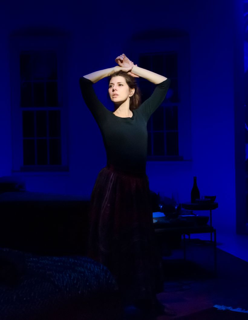 Marisa Tomei in <em>How to Transcend a Happy Marriage</em>