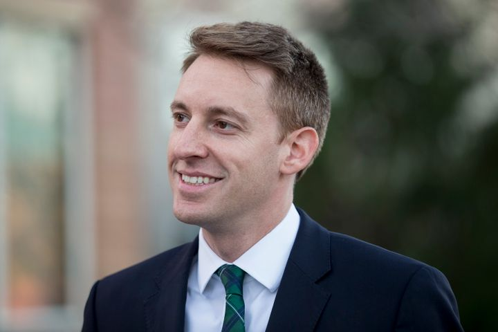 """Jason Kander, the former secretary of state of Missouri, joined the chorus when he saw his great-uncle's song from """"Cabaret"""""""