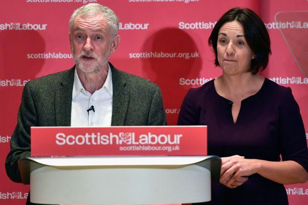 Jeremy Corbyn and Kezia