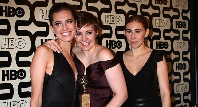 Girls, , Entitlement, and Criticizing Lena Dunham