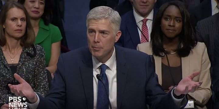 Supreme Court nominee Neil Gorsuch has a long history of expressing contempt and hostility toward women.