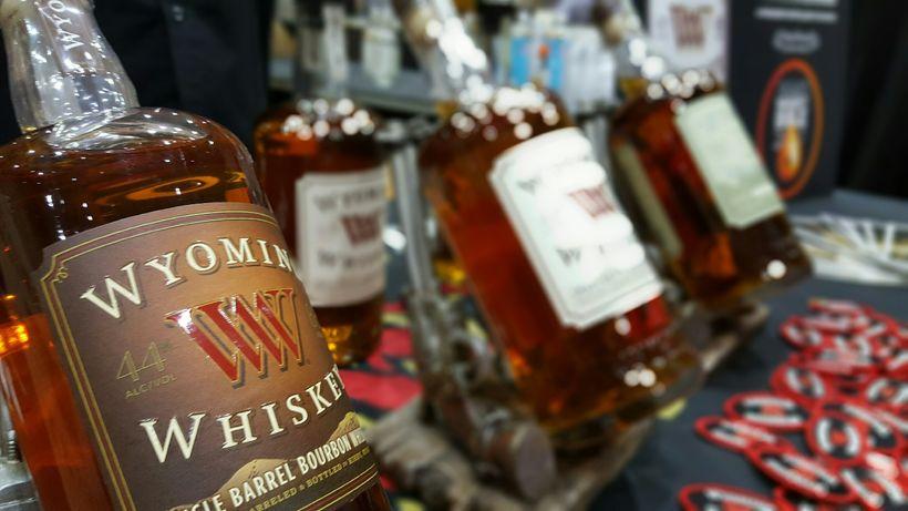 Tastings of Wyoming Whiskey