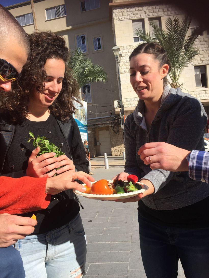"<em>Jessica Halfin, </em><a rel=""nofollow"" href=""http://www.haifastreetfoodtours.com/"" target=""_blank"">Haifa Street Food Tour"
