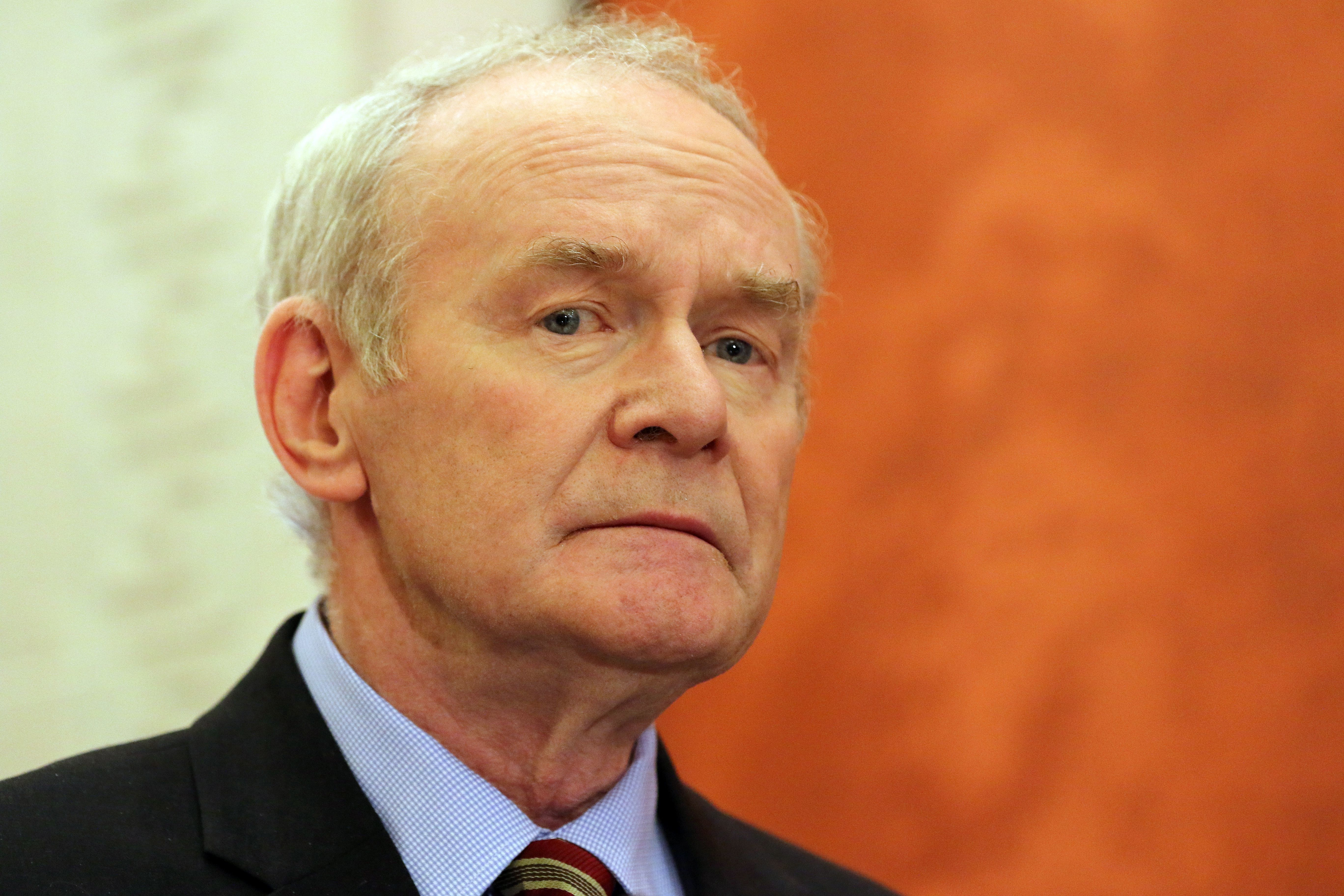 Ex-IRA Commander And Northern Ireland Deputy First Minister