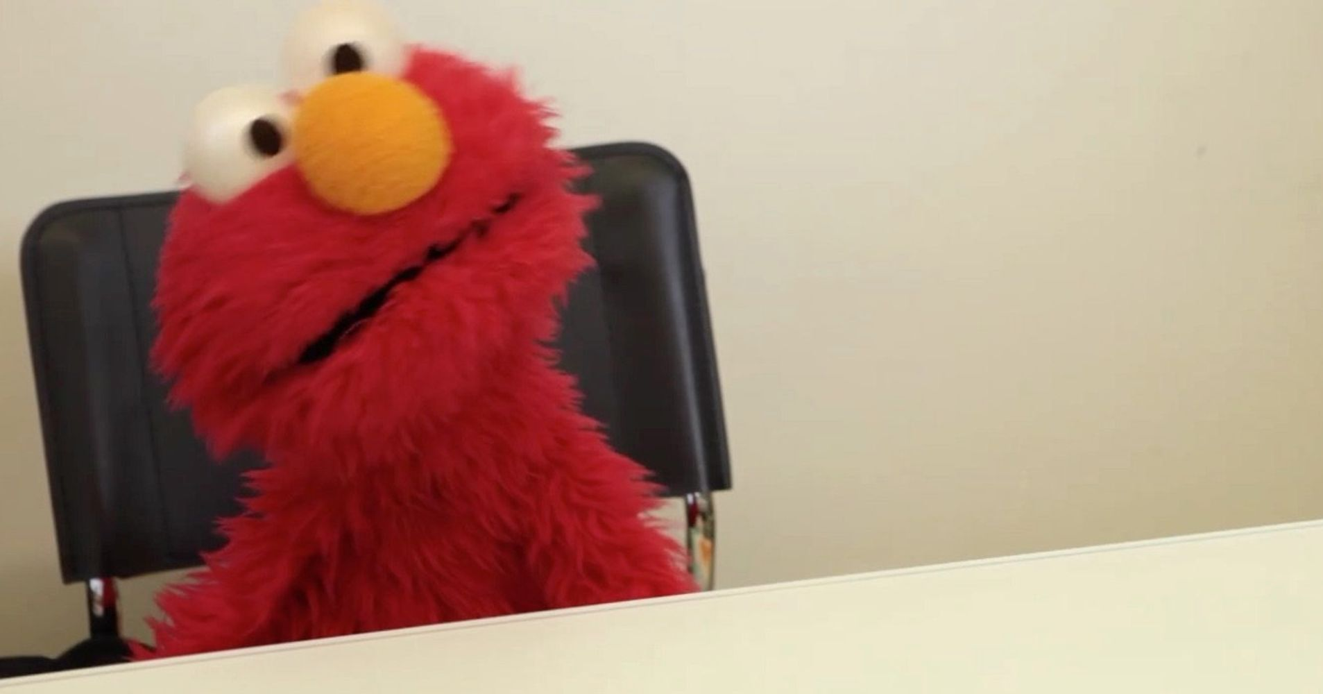 Elmo From Sesame Street Learns Hes Fired Because Of
