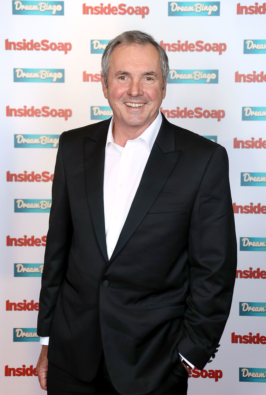 Alan Fletcher plays Dr Karl Kennedy on