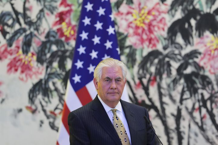 Secretary of State Rex Tillerson plans to miss what would have been his first meeting of the 28 NATO allies next month.