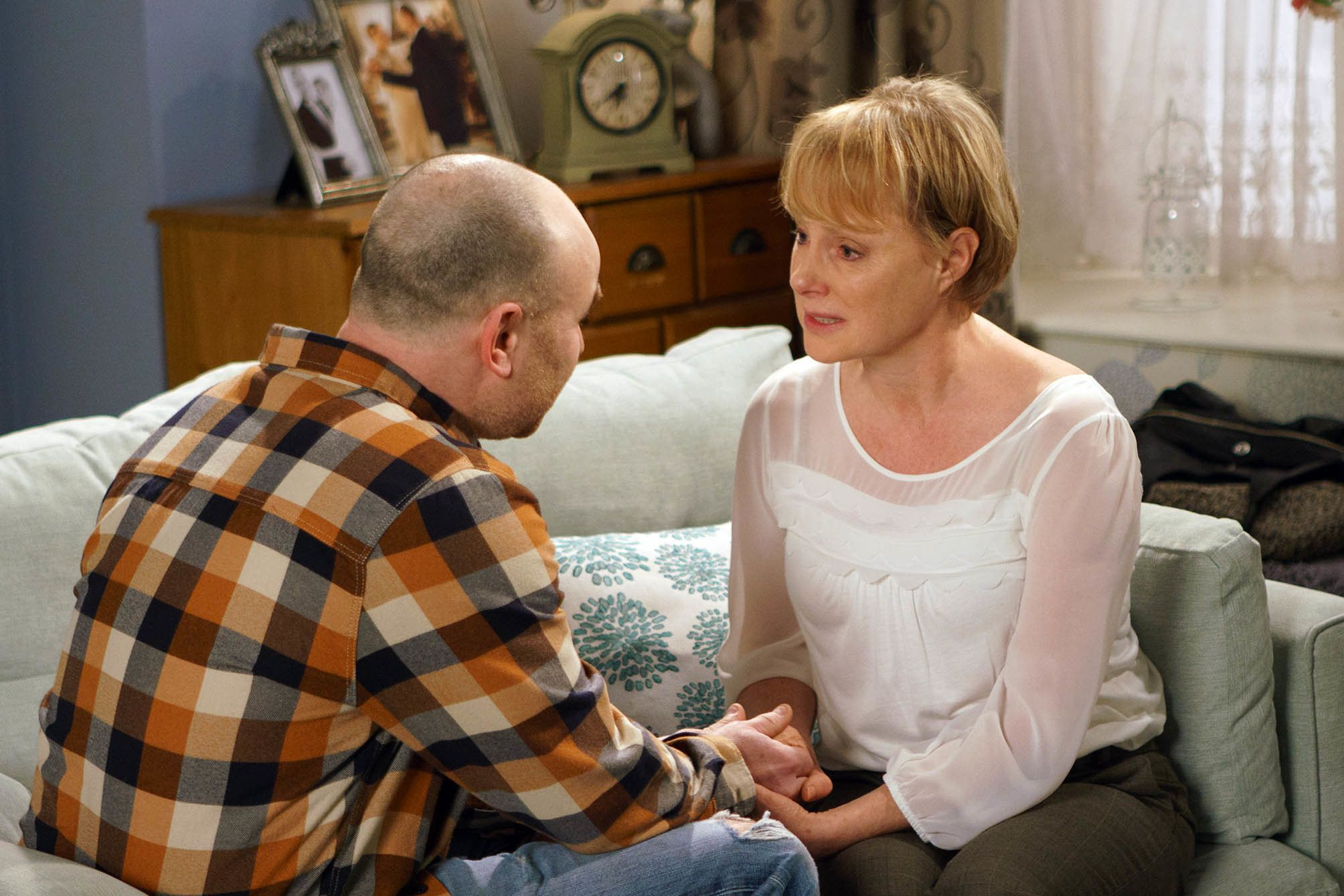 Spoiler! Coronation Street's Sally Webster Told Her Cancer Has Returned In Cruel