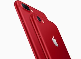 We Go Hands-On With Apple's Very Very Red iPhone