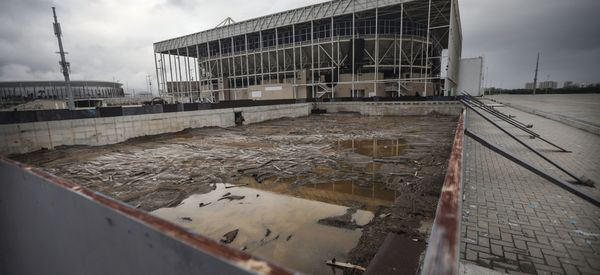It's Been Just 7 Months Since The Rio Olympics, And This Is What The Venues Look Like Now