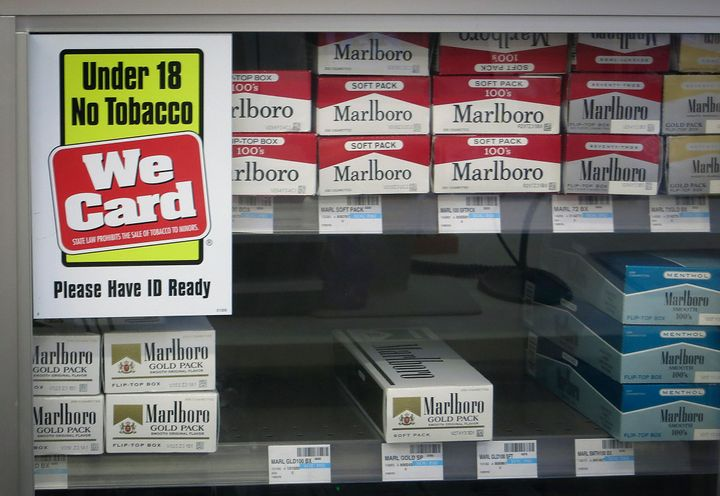 In 2014, CVS became the first national drugstore chain in the U.S. to stop selling cigarettes.