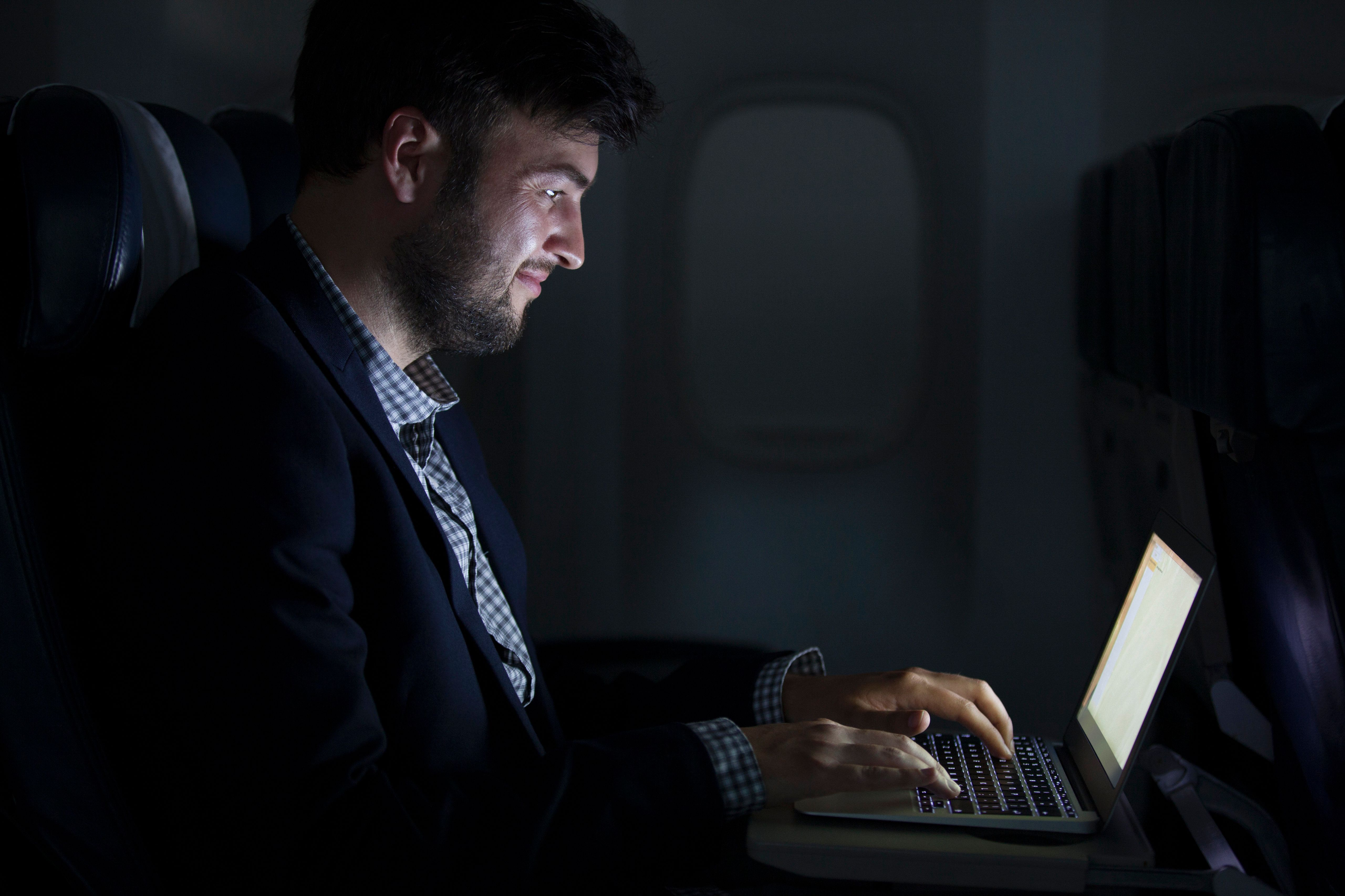 Downing Street confirms ban on laptops and other electronic devices on certain flights entering the
