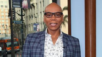 HOLLYWOOD, CA - MARCH 15:  TV personality RuPaul visits Hollywood Today Live at W Hollywood on March 15, 2017 in Hollywood, California.  (Photo by David Livingston/Getty Images)