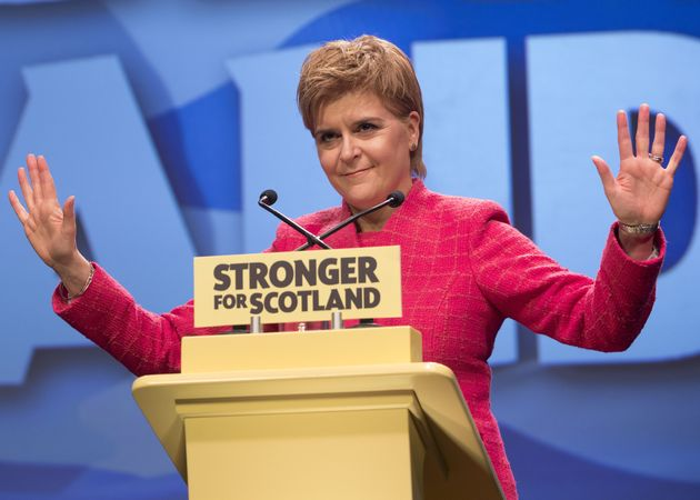 Nicola Sturgeon has already called for a second