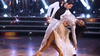 DANCING WITH THE STARS - 'Episode 2401' - 'Dancing with the Stars' is back with a new, dynamic cast of celebrities who are ready to hit the ballroom floor. The competition begins with the two-hour season premiere, live, MONDAY, MARCH 20 (8:00-10:01 p.m. EDT), on The ABC Television Network. (ABC/Eric McCandless) VALENTIN CHMERKOVSKIY, NORMANI KORDEI