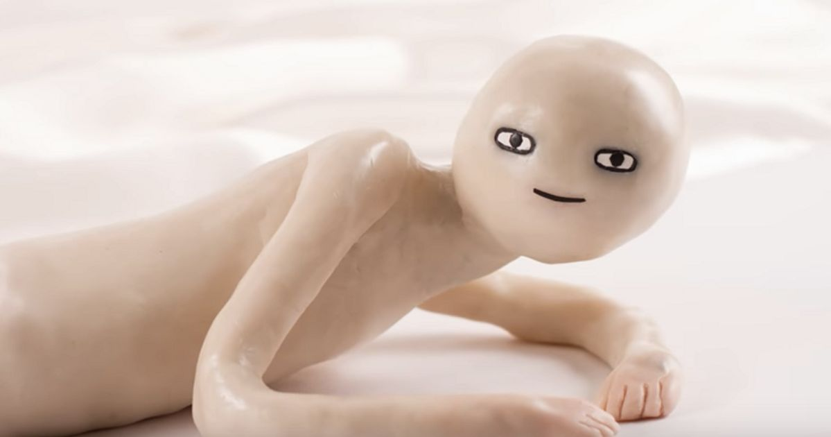 People Are Really Conflicted About This Nude Claymation