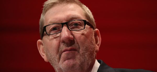 McCluskey Talked Of 'Entryism' Plan to 'Recapture' Labour