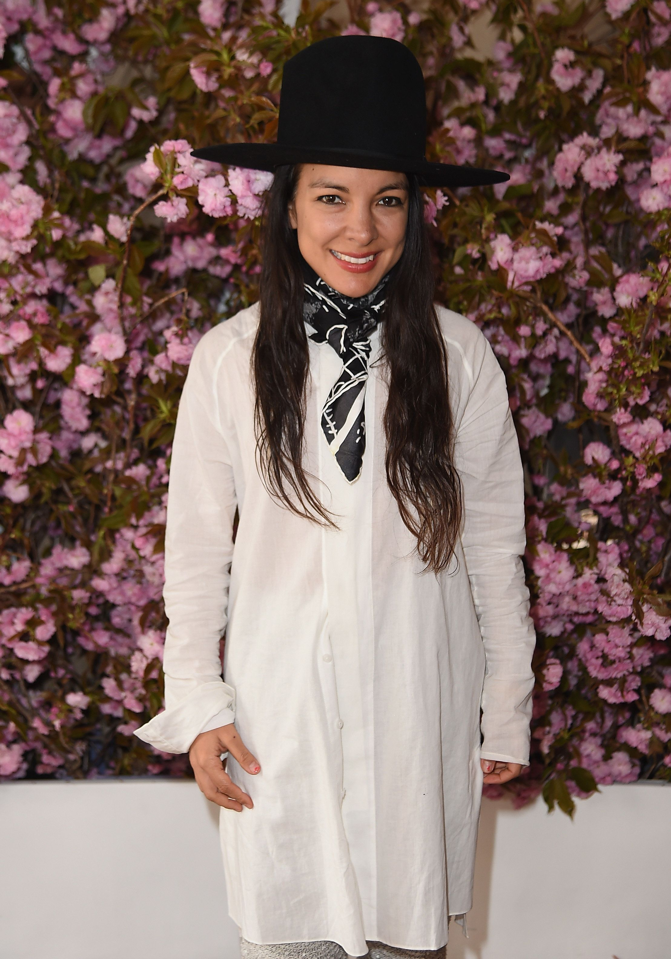 NEW YORK, NY - APRIL 27:  Thinx Co-founder Miki Agrawal attends Glamour and L'Oreal Paris Celebrate 2016 College Women Of The Year at NoMad Hotel Rooftop on April 27, 2016 in New York City.  (Photo by Nicholas Hunt/Getty Images for Glamour)