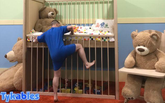 Inside The Misunderstood World Of Adult Baby Diaper Lovers