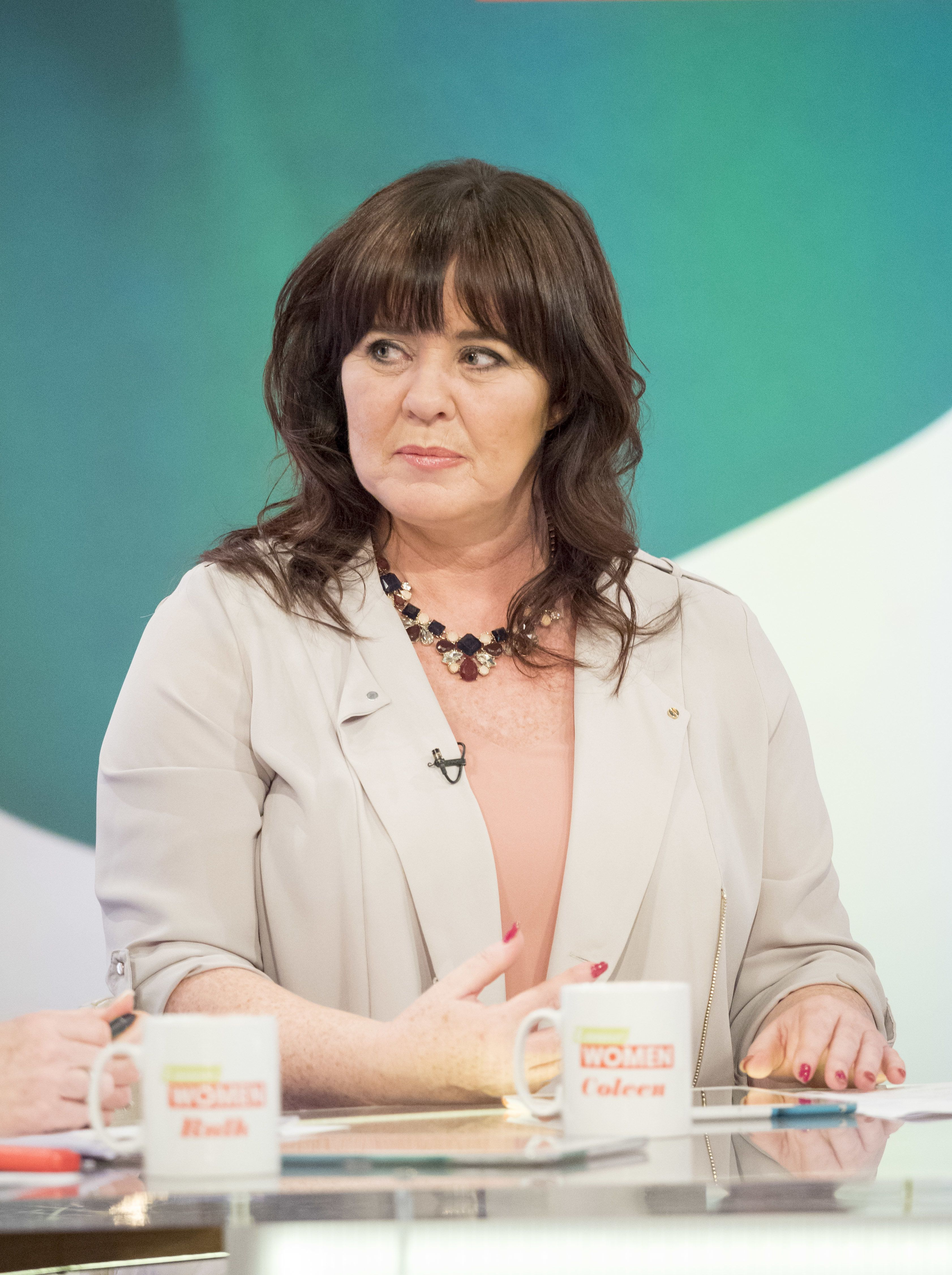 Loose Women's Coleen Nolan 'To Take A Break From The