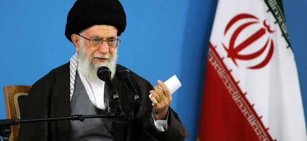 Iran's Supreme Leader Threatens Crackdown Ahead Of May Election