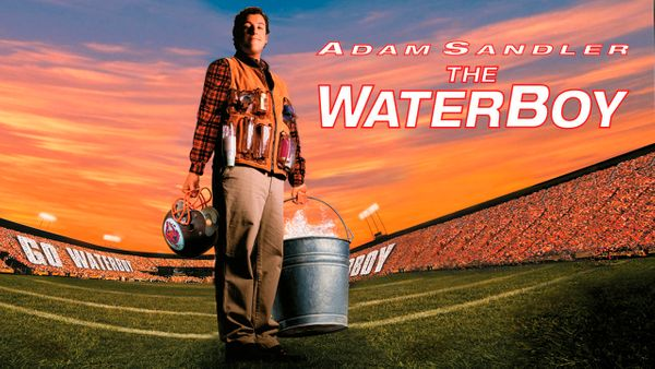 "Another Adam Sandler classic, ""The Waterboy"" is a different kind of football movie."