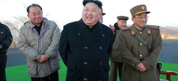 North Korean Official: Pyongyang Unmoved By Fresh U.S. Sanctions, Will Pursue Nuclear Arms