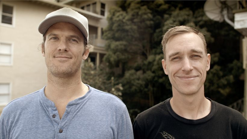 Kip Andersen and Keegan Kuhn , the filmmakers behind <em>Cowspiracy</em> and <em>What the Health</em>.