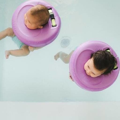 Photos From This Floating Baby Spa In Australia Will Make Your