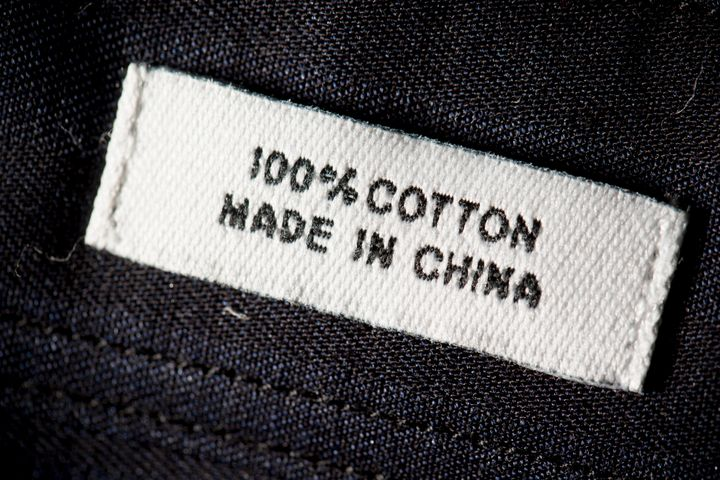 Consumers can help protect oceans from microfibers by carefully checking clothing labels. Unless a product is 100 percent cot