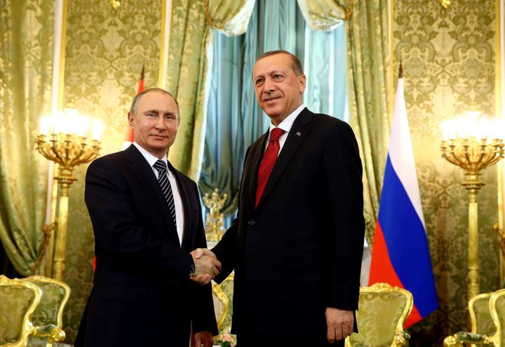 Russia has included Turkey in consultations on Syria, even while excluding the U.S.