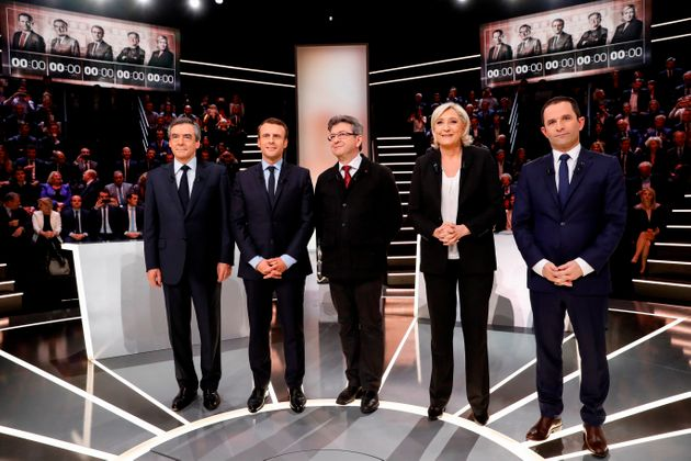 Emmanuel Macron's Unlikely Rise To Becoming France's