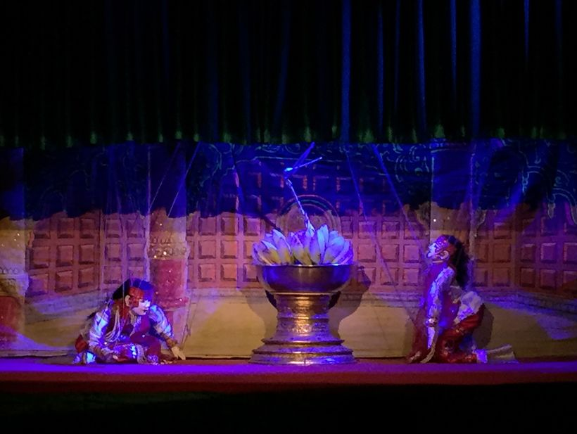 Mandalay Mariontettes Theater